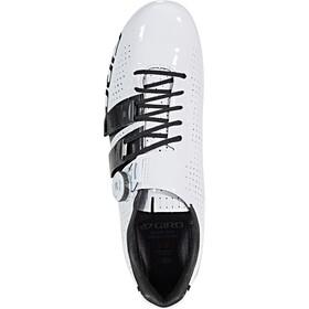 Giro Factor Techlace Schoenen Heren, white/black